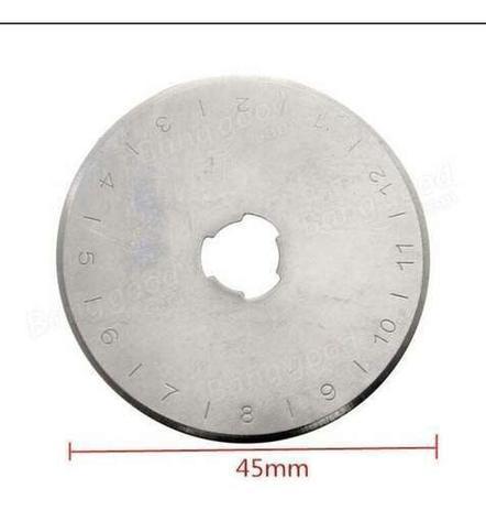Disco de metal 45 mm